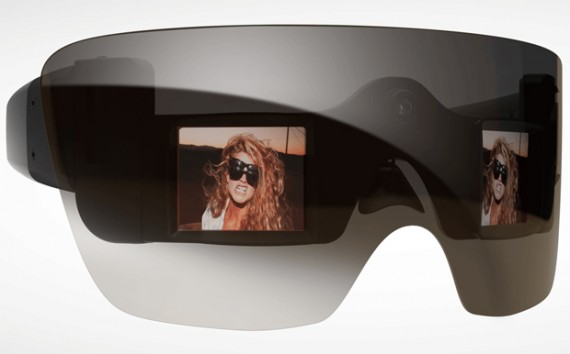 Say hello to Gaga x Polaroid GL20 Camera Glasses. Embedded with camera and